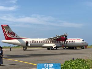 Agatti Airport 1/undefined by Tripoto