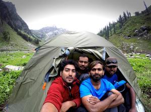 Hampta Pass Trek 2017 | Manali | Himalayas