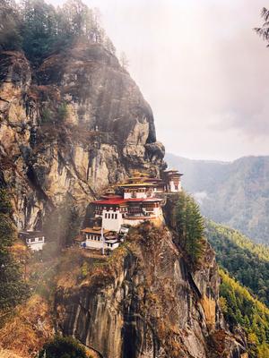 Exotic Bhutan