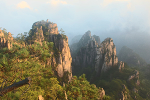 Huangshan, the enchanting Yellow Mountain