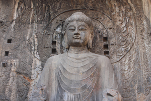 Weekend visit to Shaolin temple and Longmen Grottoes