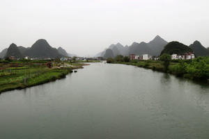 Beautiful Guilin, nature's bounty