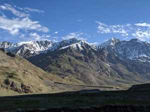 Manali to Kaza-Entering Heaven
