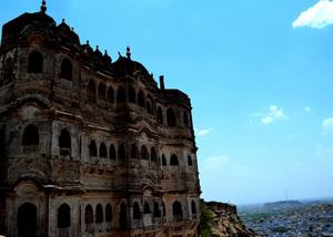 Vintage Voyage to the Blue City - Jodhpur