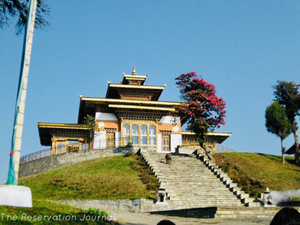 Head to Punakha in Bhutan in October!