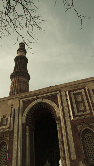 The Greatest Gates of India - Aalai Darwaja