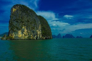 Paradise at Phang Nga Bay