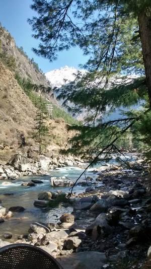 Through the wilderness of Parvati valley