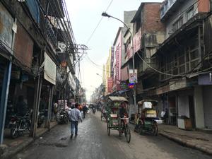 Rajdhani Express - II - Chandni Chowk, Jama Masjid - Delhi 6 !