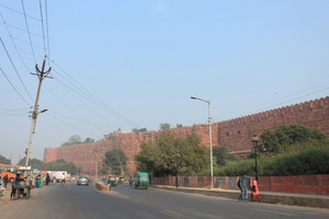 Grand Trunk trip - III - Agra Fort - The original Mughal