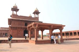 Grand Trunk trip - IV - Fatehpur Sikri - Akbar's City of Utopia