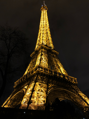 Enchante, Paris.