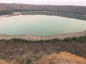Lonar Crater Lake-Mystery Of World
