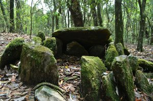 Monoliths of East Khasi Hills