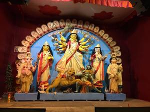 10 places to go for Pandal hopping this Durga Puja in Bangalore