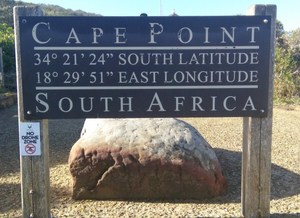 Straight from the Cape of Good Hope!