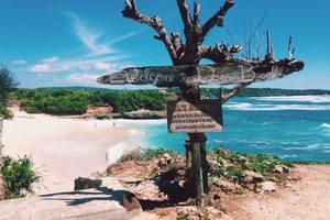 Hidden Paradise - Lembongan Island