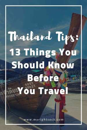 13 Things To Know Before You Visit Thailand