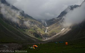 RUPIN PASS: AN INTIMATE EXPERIENCE OF A TRANS HIMALAYAN TREK!