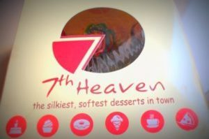 Review: 7th Heaven Bakery, Mumbai