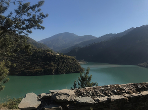 In The Midst Of Himalayas & Abode Of God