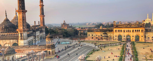 Lucknow Travelogue: Bada Imambara