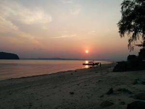 Backpacking around Andaman