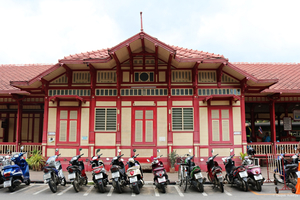 Hua Hin's Popular Railway Station