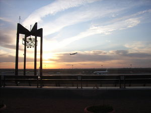 Mohammed V International Airport 1/1 by Tripoto