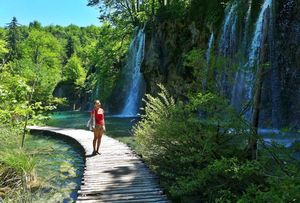 Plitvice Lakes National Park 1/undefined by Tripoto