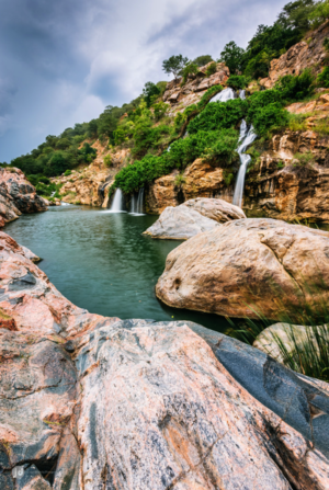 Chunchi falls 1/undefined by Tripoto