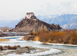 Stakna Gompa 1/undefined by Tripoto
