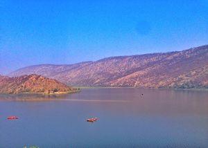 Siliserh Lake: A much-needed getaway