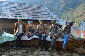 Hiking, Camping and Paragliding in Bir Billing, Himachal Pradesh