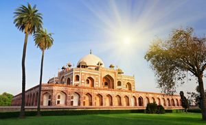 Humayun's Tomb: Pride of the Mughals