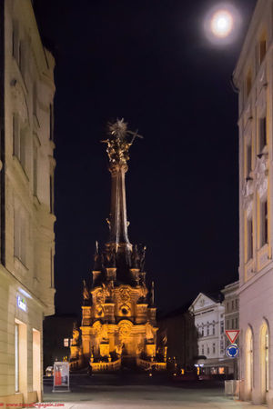 Plague Column of the Holy Trinity 1/3 by Tripoto