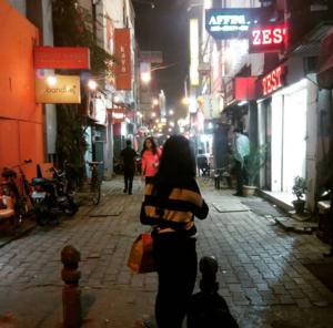 Khan Market 1/3 by Tripoto