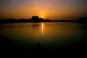 Ulsoor Lake 1/3 by Tripoto