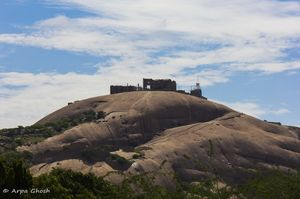 Bhongir Fort 1/10 by Tripoto