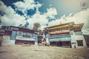 Tawang Gompa 1/undefined by Tripoto