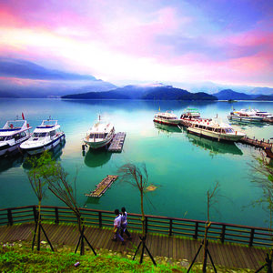 Sun Moon Lake 1/1 by Tripoto