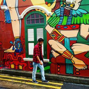 Haji Lane Singapore 1/undefined by Tripoto
