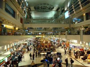 Dubai International Airport - Dubai - United Arab Emirates 1/undefined by Tripoto