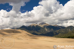 Great Sand Dunes National Park 1/3 by Tripoto
