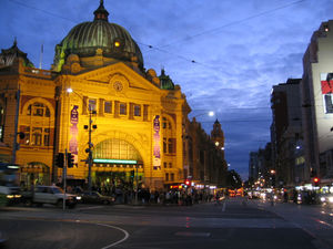 Flinders Street Station 1/undefined by Tripoto