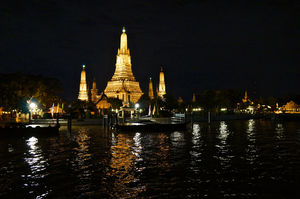 Chao Phraya River  1/17 by Tripoto