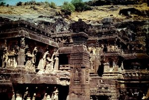 Ellora Caves 1/undefined by Tripoto