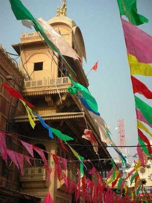 Bankey Bihari Temple 1/1 by Tripoto