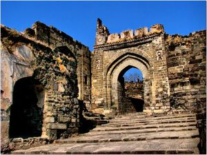 Daulatabad Fort 1/11 by Tripoto