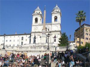 Trinita' dei Monti 1/1 by Tripoto